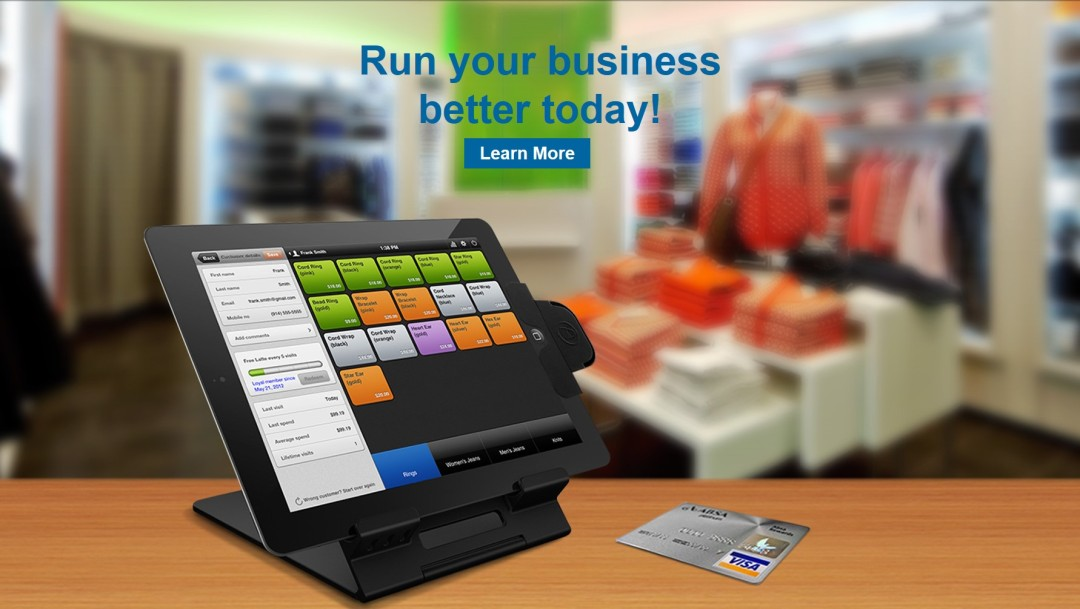 Run your business better today!